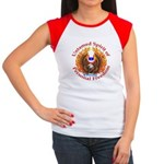 Untamed WY Spirit Women's Cap Sleeve T-Shirt