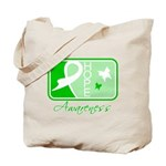 Kidney Disease Hope Tote Bag