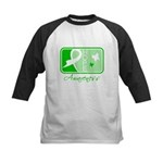 Kidney Disease Hope Kids Baseball Jersey
