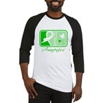Kidney Disease Hope Baseball Jersey