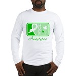 Kidney Disease Hope Long Sleeve T-Shirt