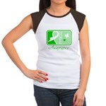 Kidney Disease Hope Women's Cap Sleeve T-Shirt