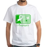 Kidney Disease Hope White T-Shirt