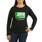 Kidney Disease Hope Women's Long Sleeve Dark T-Shi