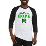 Kidney Disease Hold On To Hop Baseball Jersey