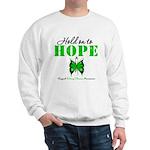 Kidney Disease Hold On To Hop Sweatshirt