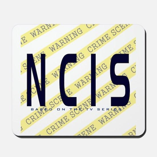 NCIS TV: Crime Scene Mousepad
