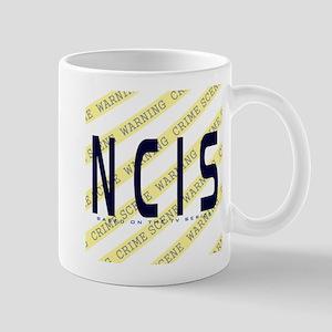 NCIS TV: Crime Scene Mug