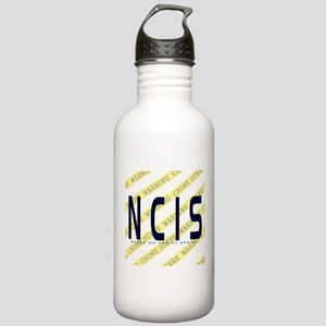 NCIS TV: Crime Scene Stainless Water Bottle 1.0L