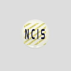 NCIS TV: Crime Scene Mini Button