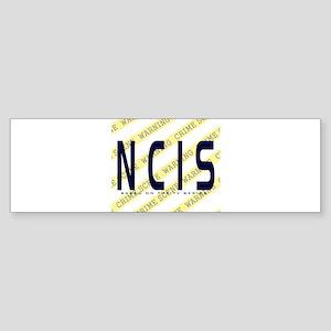 NCIS TV: Crime Scene Sticker (Bumper)