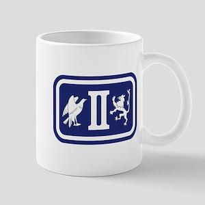 II Corps Mug