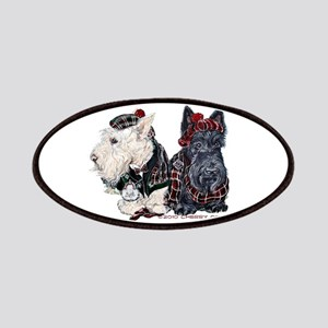 Scottish Highland Terriers Patches