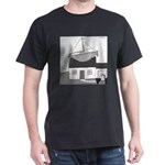 Gerald's Ship (no text) Dark T-Shirt