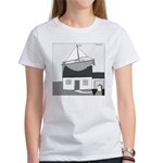 Gerald's Ship (no text) Women's T-Shirt