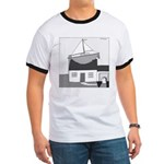 Gerald's Ship (no text) Ringer T