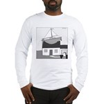 Gerald's Ship (no text) Long Sleeve T-Shirt