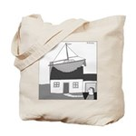 Gerald's Ship (no text) Tote Bag