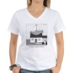 Gerald's Ship Women's V-Neck T-Shirt