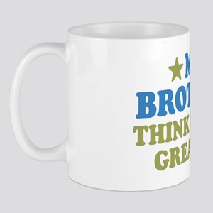 My Brothers Mug