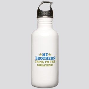 My Brothers Stainless Water Bottle 1.0L