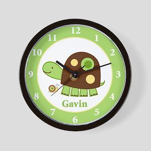 Laguna Turtle Wall Clock - Gavin