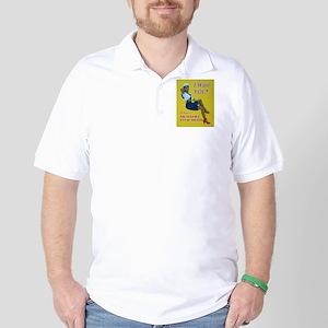 I Want You! Golf Shirt