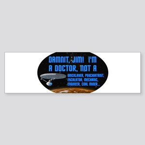 ST: Doctor Sticker (Bumper 10 pk)