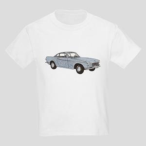 Volvo p1800 1800 1800e 1800s vintage car auto T-Sh