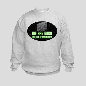 ST: Borg Kids Sweatshirt