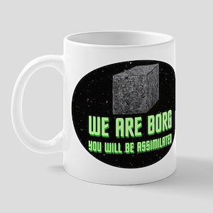 ST: Borg Mug