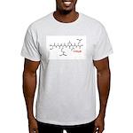 Carlie molecularshirts.com Light T-Shirt