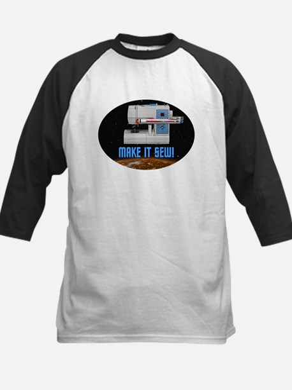 ST: Make It Sew Kids Baseball Jersey