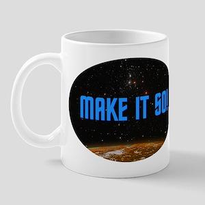 ST: Make It So Mug