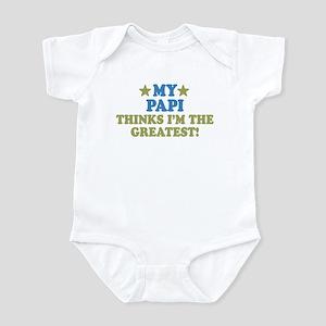 My Papi Infant Bodysuit