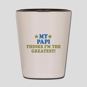 My Papi Shot Glass