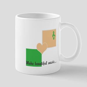Make beautiful music Mug