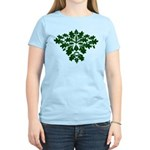 Green Man Women's Light T-Shirt