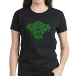 Green Man Women's Dark T-Shirt