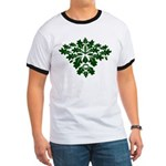 Green Man Ringer T