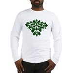 Green Man Long Sleeve T-Shirt