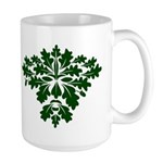 Green Man Large Mug
