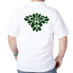 Green Man Golf Shirt