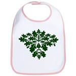Green Man Bib