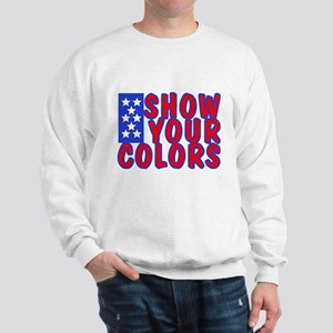 Show Your Colors Sweatshirt