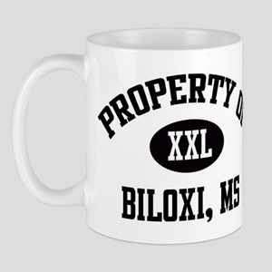 Property of Biloxi Mug