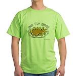 Pass The Gravy Green T-Shirt