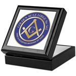 Golden Rule Lodge Keepsake Box