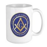 Golden Rule Lodge Large Mug