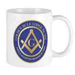 Golden Rule Lodge Mug
